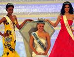 Résultat du concours de Miss Monde 2010: Miss USA Alexandria Mills couronnée