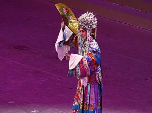 Expo 2010 : spectacles de la cérémonie de clôture