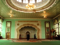 À la découverte de l'Institut islamique d'Urumqi