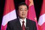 Hu Jintao en visite au Canada et au sommet du G20