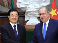 La Chine et le Portugal s'engagent à renforcer les échanges entre les corps législatifs des deux pays
