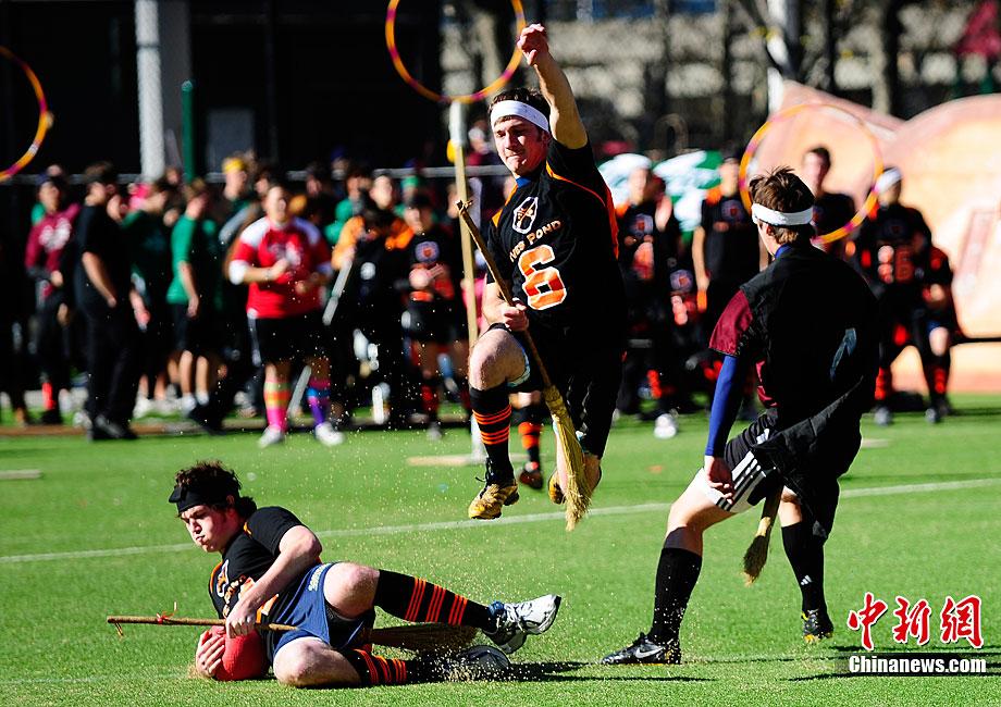 Harry potter la coupe du monde de quidditch new york - Harry potter coupe du monde de quidditch ...