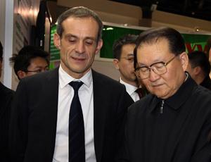 Li Changchun souligne le besoin d'innovation dans le domaine des technologies vertes
