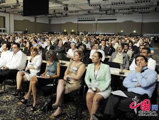 Ouverture de la Conférence des Nations Unies sur le changement climatique