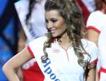 Konovalova Daria couronnée Miss Russie 2010