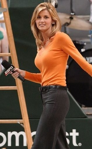 la plus belle journaliste du monde