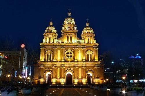 3 La cathédrale de Wangfujing