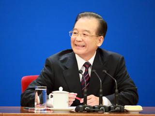 La conférence de presse de Wen Jiabao