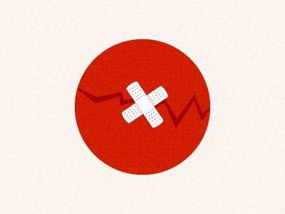 Affiches d'appel à l'aide pour le Japon 17