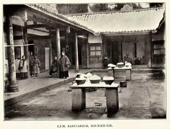 Un sanatorium
