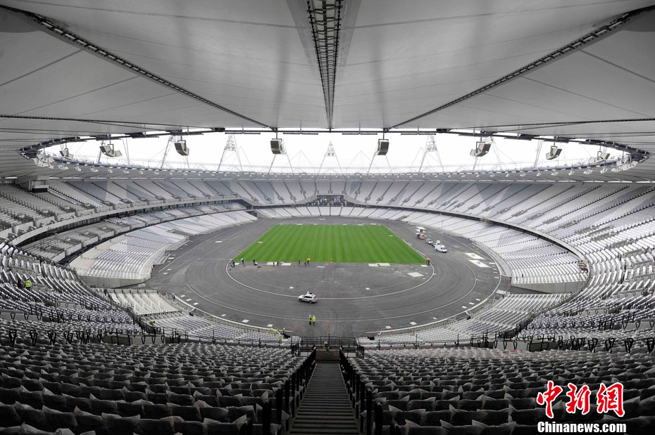 stade olympique de londres - photo #26