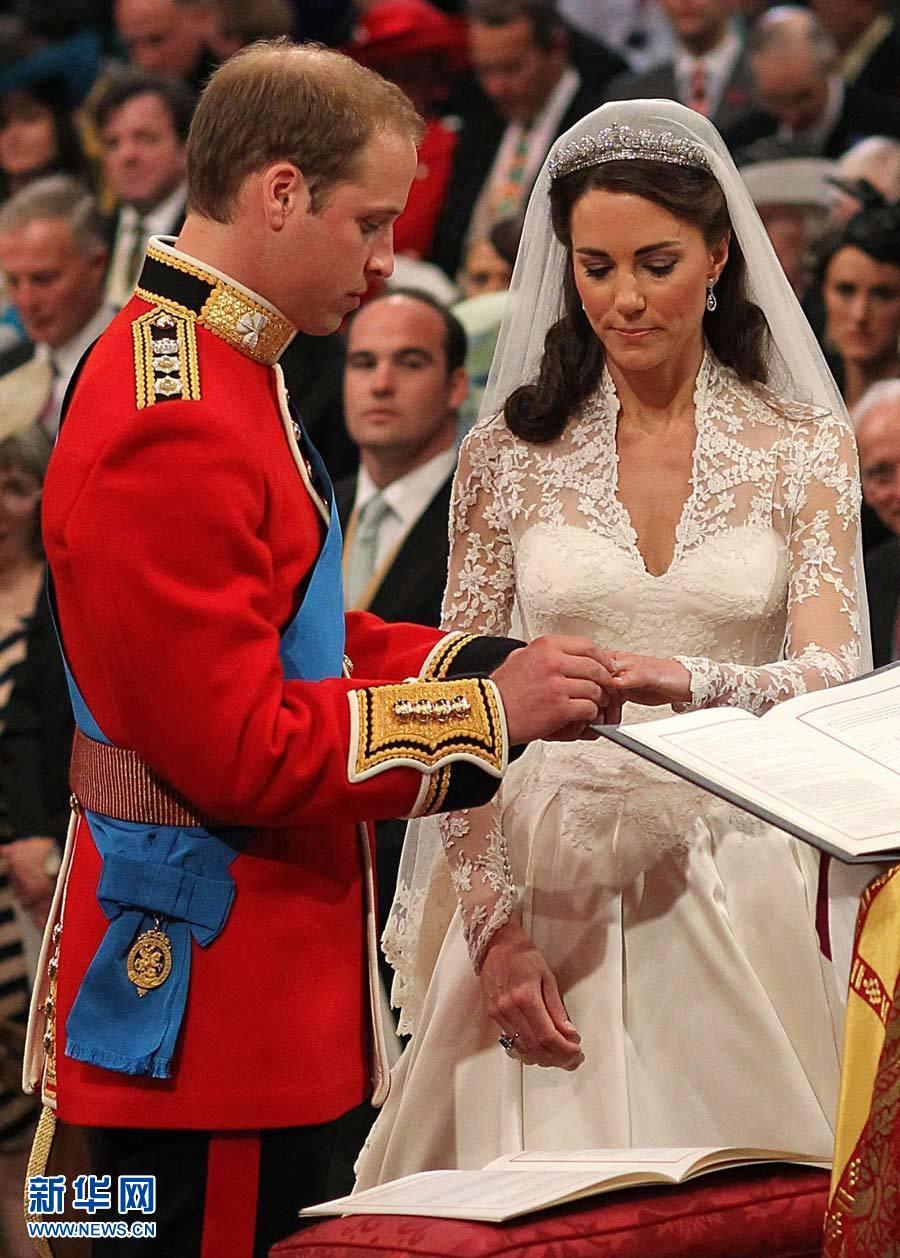 Souvent La cérémonie de mariage de William et de Kate Middleton WR74