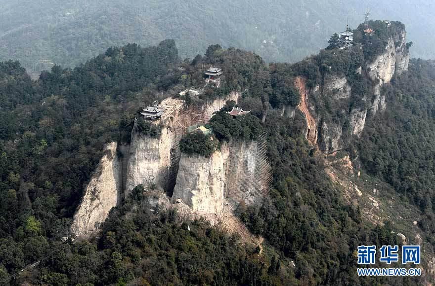 Vue panoramique des régions reconstruites dans le Sichuan_6