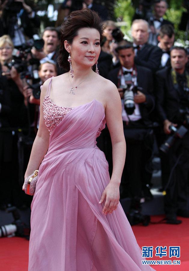 Cannes : Gong Li, Fan Bingbing et Yuan Li sur le tapis rouge 20