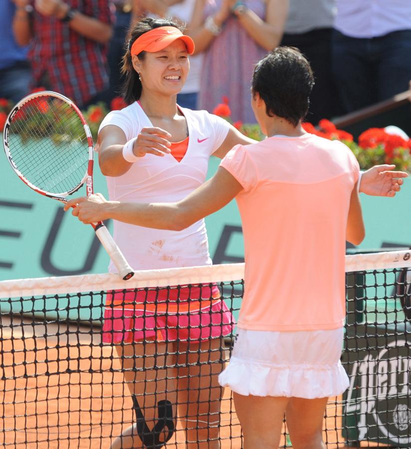 Roland-Garros: Li Na, première Chinoise victorieuse en Grand Chelem_3
