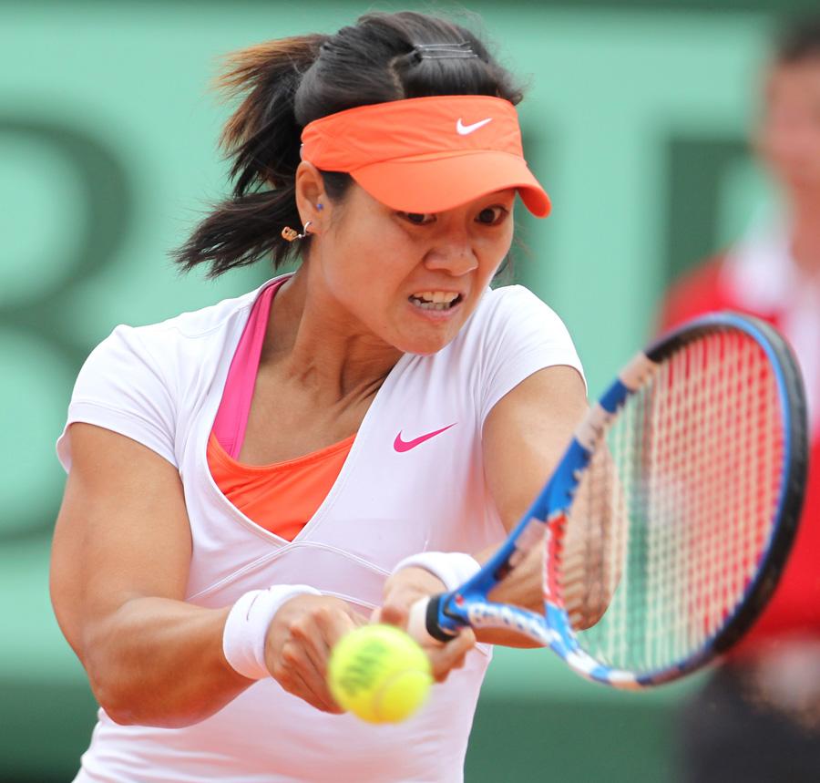 Roland-Garros: Li Na, première Chinoise victorieuse en Grand Chelem_4