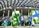 Derniers préparatifs avant l'ouverture de l'Universiade