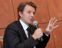 François Baroin évoque la création d'un groupe de travail franco-chinois pour parler de la convertibilité du yuans