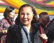 Le dirigeant de Taiwan participe à la messe du souvenir de la petite-fille de Sun Yat-sen