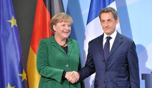 L'Allemagne et la France ont d'accord sur la recapitalisation des banques