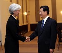 Le président chinois appelle à des efforts communs pour surmonter les difficultés économiques