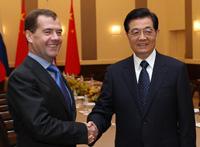 Les présidents chinois et russe se rencontrent en marge du sommet du G20 à Cannes