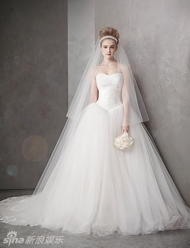 Robes de mariée Vera Wang pour le printemps