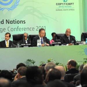 Durban/Climat : accord sur la 2e période d'engagement du protocole de Kyoto