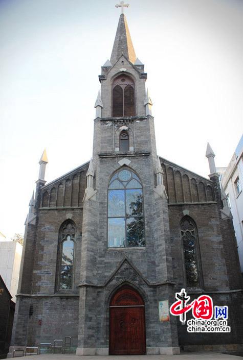 L'Église de l'Ouest (Église Xizhimen)