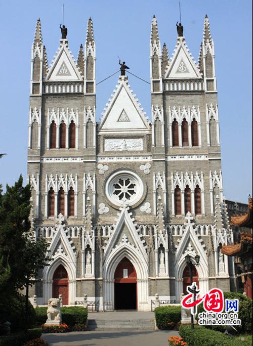 L'Église du Nord (Église Xishiku)