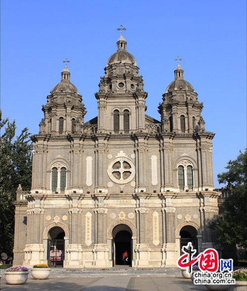 L'Église de l'Est (l'Église Saint-Joseph de Wangfujing)