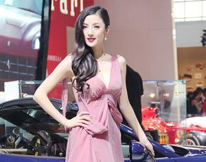 Les défilés de mannequins du Salon Auto 2012 de Beijing