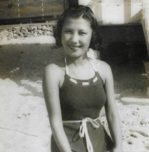 Les it girls chinoises en maillot de bain dans les - Maillot de bain des annees 30 ...