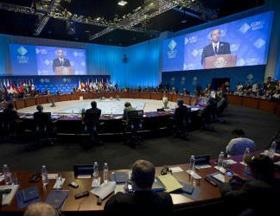 Le Sommet du G20 s'ouvre à Los Cabos