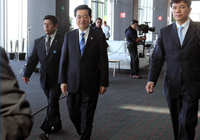 Le président chinois participe au sommet du G20 à Los Cabos
