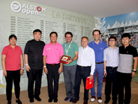 Les échanges du golf se multiplient entre la Chine et la France, la Coupe de l'harmonie est attendue l'an prochain en Chine