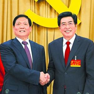 Nouveaux secrétaires provinciaux du Parti communiste chinois