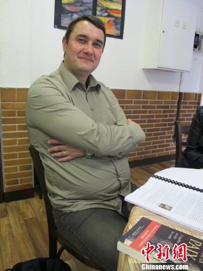 Un amateur de Sun Tzu à l'École supérieure de Guerre en France