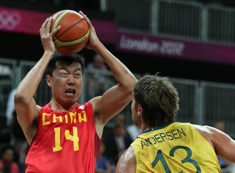 JO 2012/basket : Après sa défaite contre l'Australie, la Chine est peu susceptible d'être qualifiée