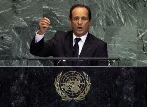 Cinq caractéristiques de la diplomatie du nouveau président français François Hollande, les relations franco-chinoises s'imposent (II)