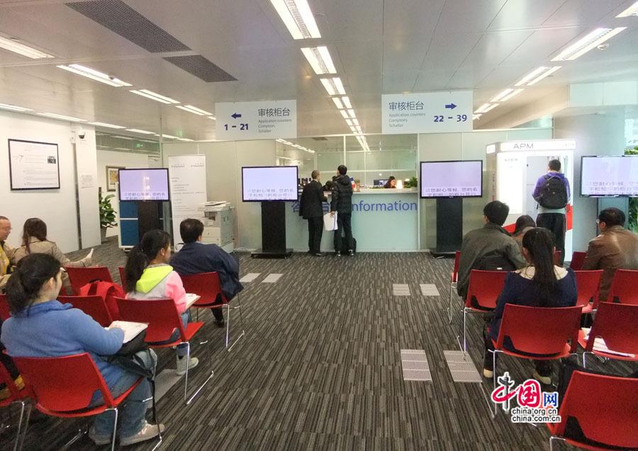 centre commun de visas pour accro tre le nombre de touristes chinois. Black Bedroom Furniture Sets. Home Design Ideas