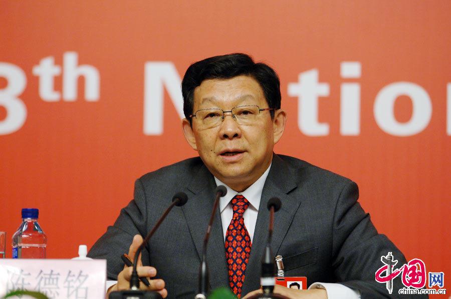 Le ministre chinois du commerce met en garde contre la morosit du commerce ext rieur for Ministre du commerce exterieur