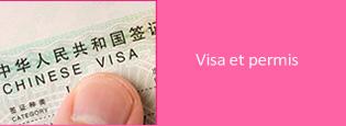Visa et permis