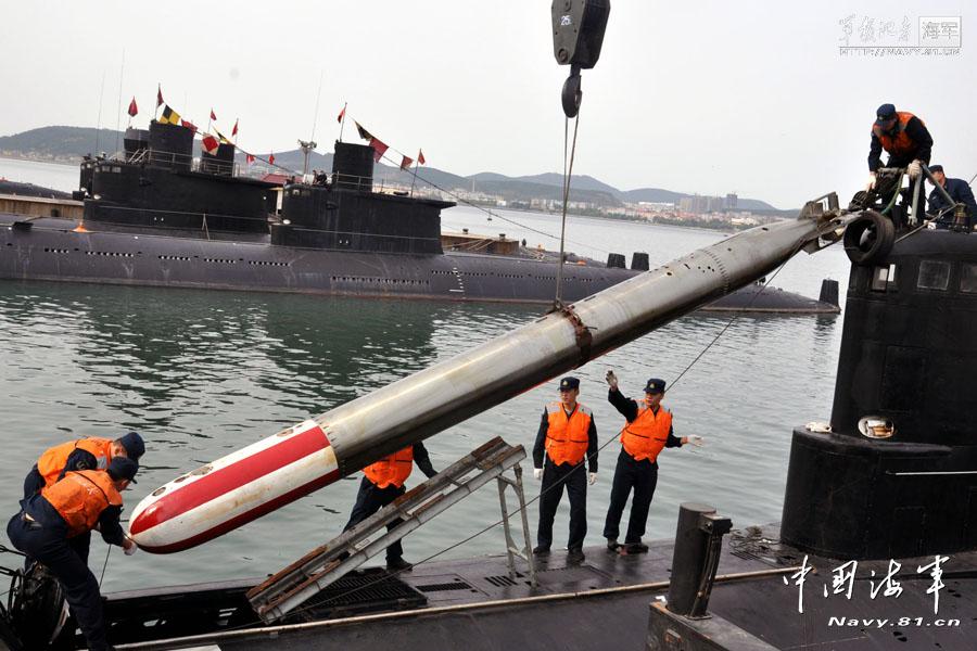 Découverte du plus puissant sous-marin de l'arsenal chinois