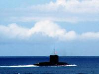 L'entrainement discret des sous-marins chinois