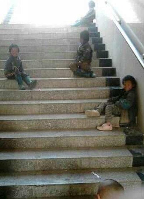 Chine : 5 enfants SDF retrouvés morts dans une poubelle