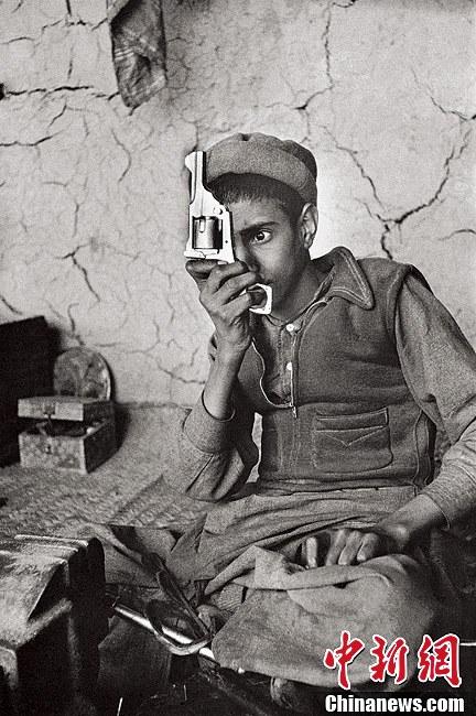 Le voyage vers l'Orient du photographe français Marc Riboud