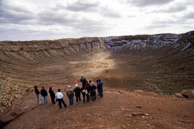 cratere de meteorite