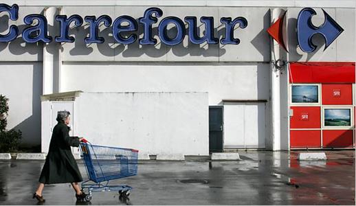 Carrefour compromis par le scandale de la viande de cheval en Europe