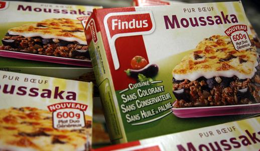 Hongkong atteint par le scandale de la viande de cheval : une lasagne retirée sur ordre du gouvernement local
